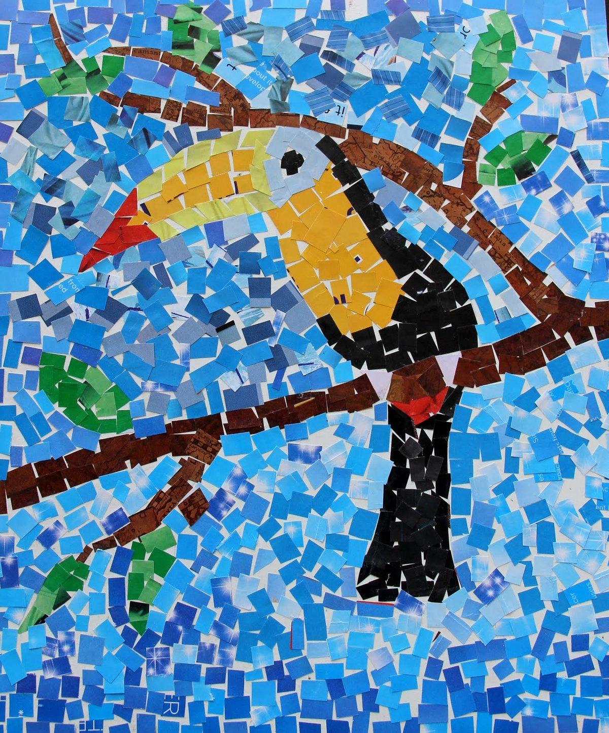 Разноцветная мозаика конкурс