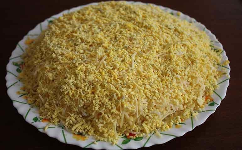 Салат куриный с ананасами пошаговый рецепт 129
