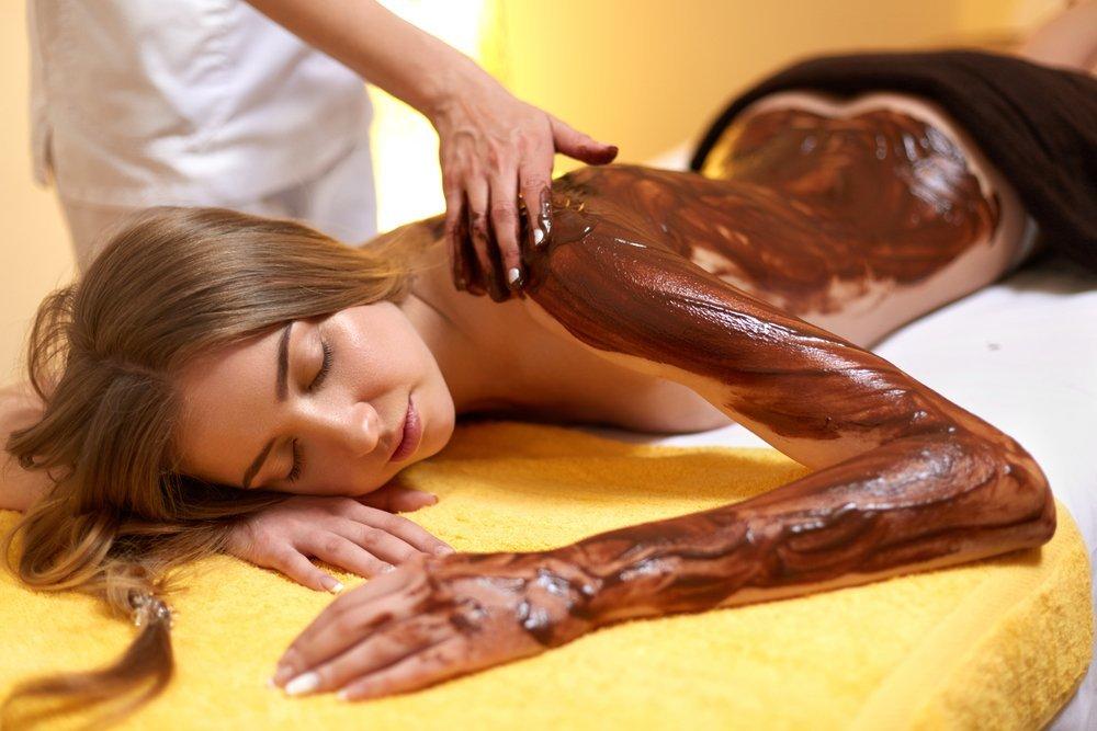 Шоколадное обертывание в домашних условиях из какао 828