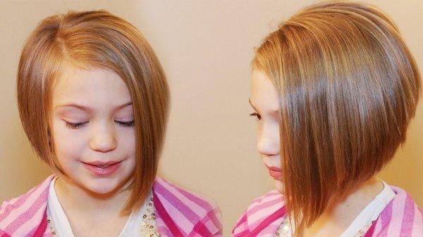 Причёски на волосы для девочек 13 лет