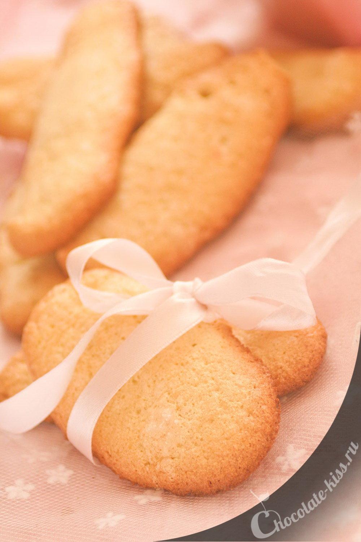 Бисквитное печенье в домашних условиях рецепт