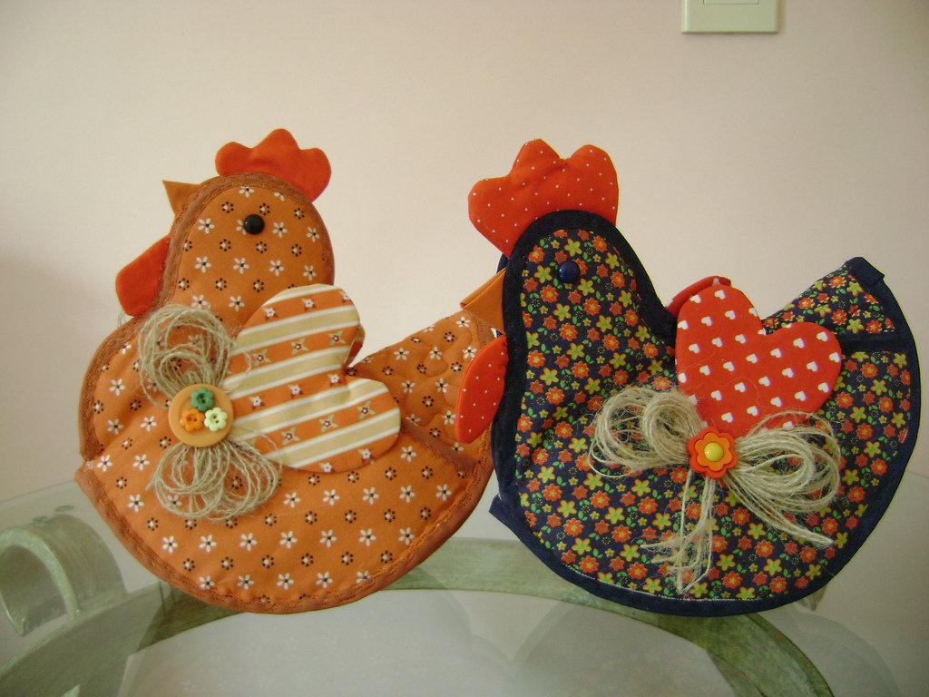 Интересные поделки из ткани своими руками для детей