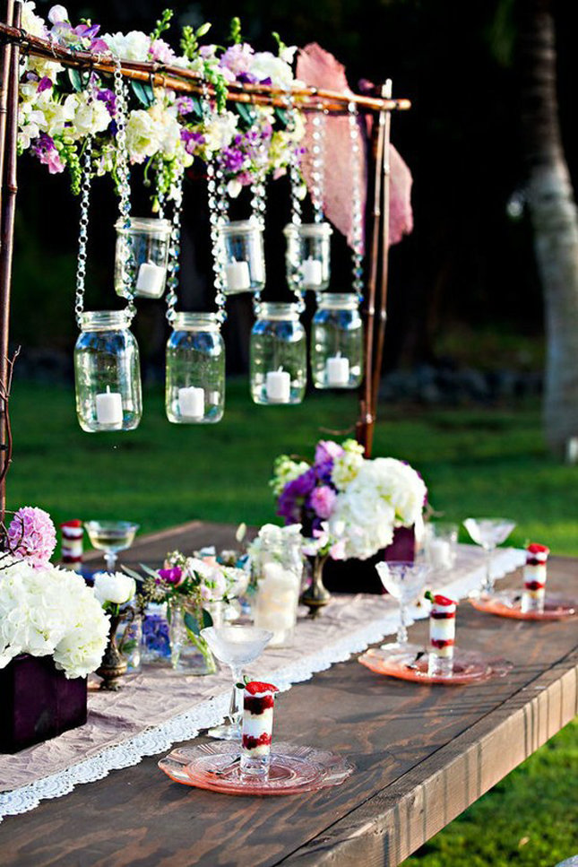 Интересный дизайн свадьбы