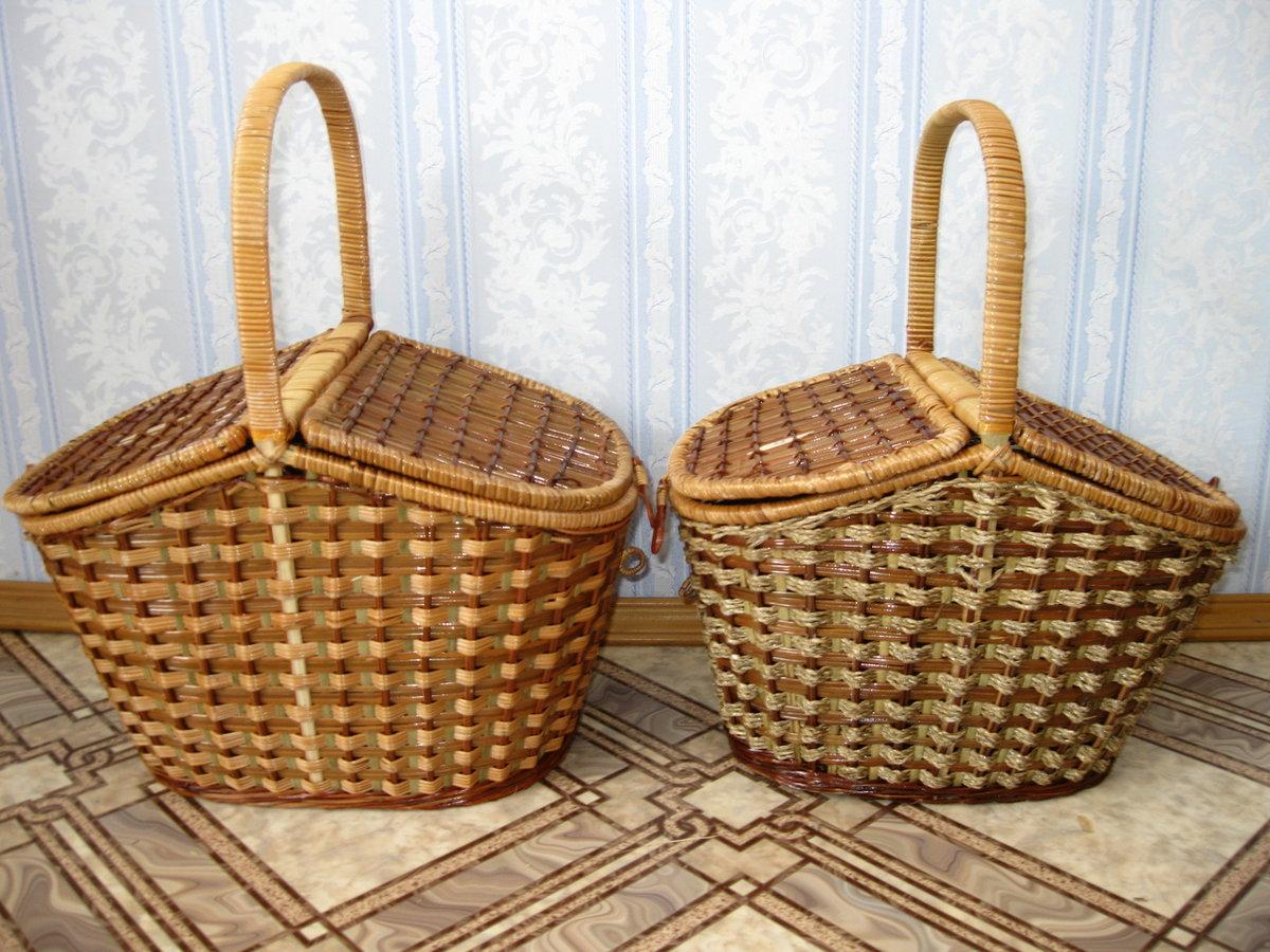 Плетение корзин в домашних условиях