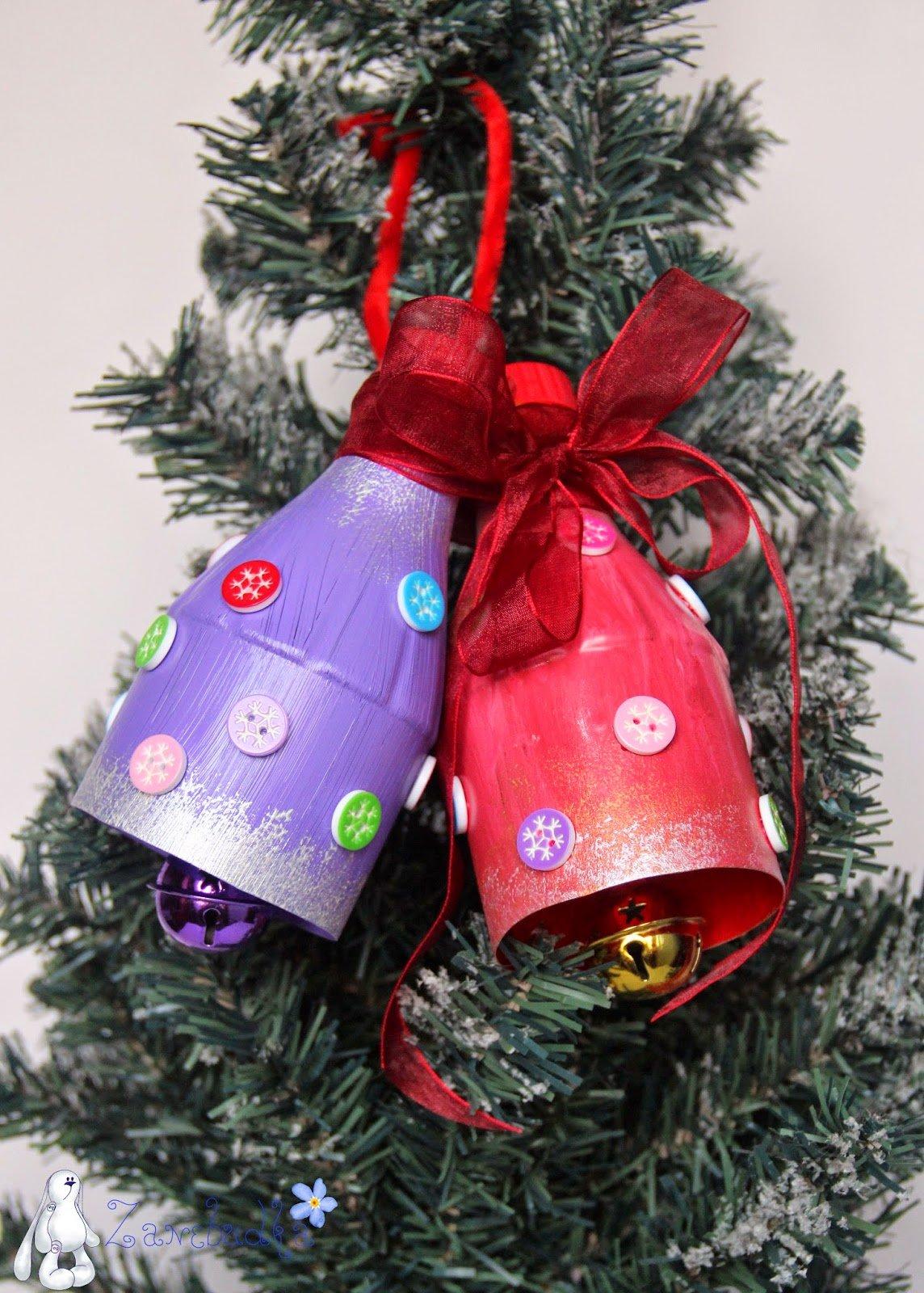 Самодельная новогодняя игрушка для елки своими руками