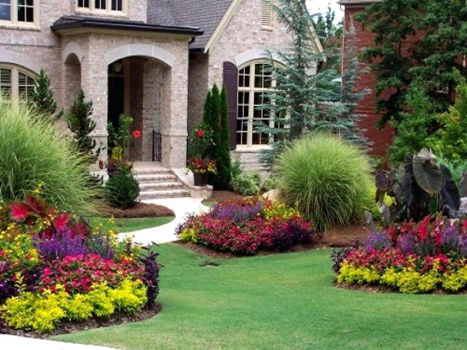 Сад около дома своими руками фото 46