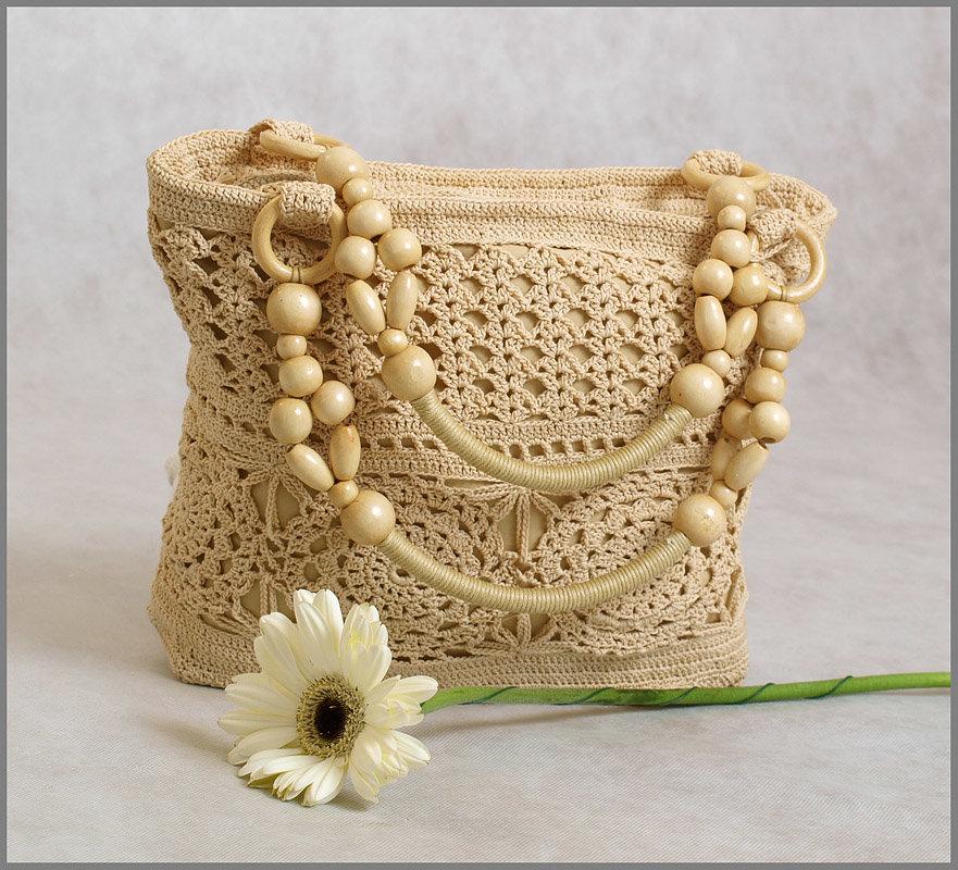 Вязание сумки Taika Идеи и фотоинструкции бесплатно на