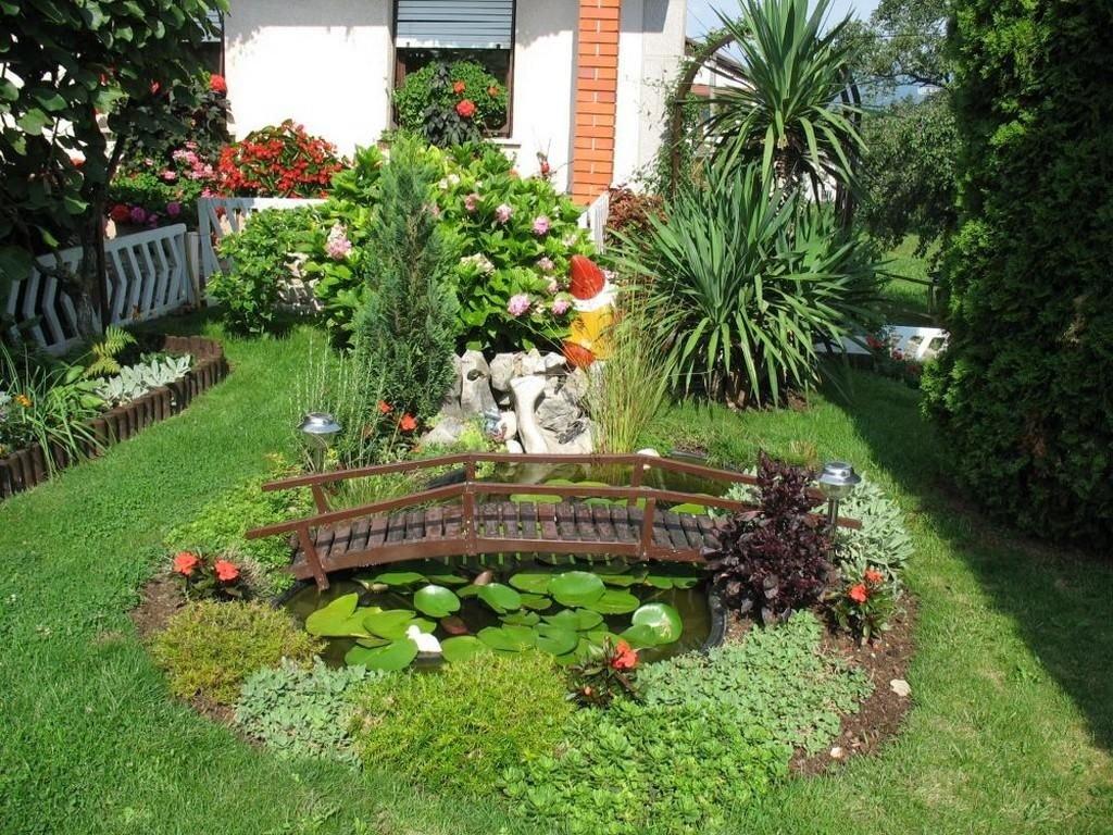 Сад своими руками на даче фото 151