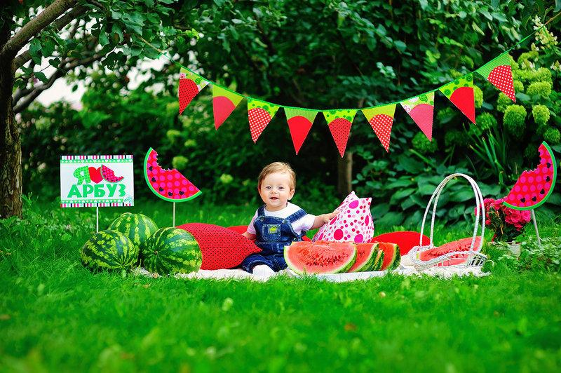 Фотозона для детского дня рождения на природе своими руками 24