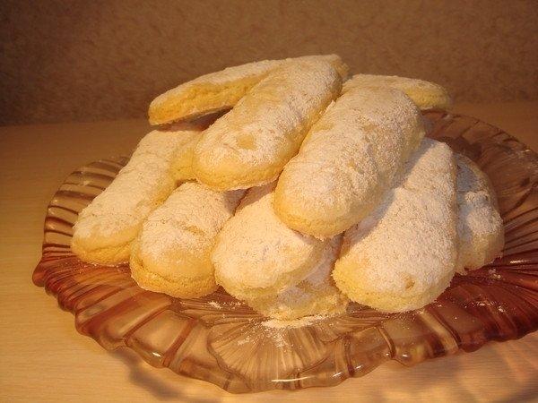 Палочки савоярди рецепт с пошагово