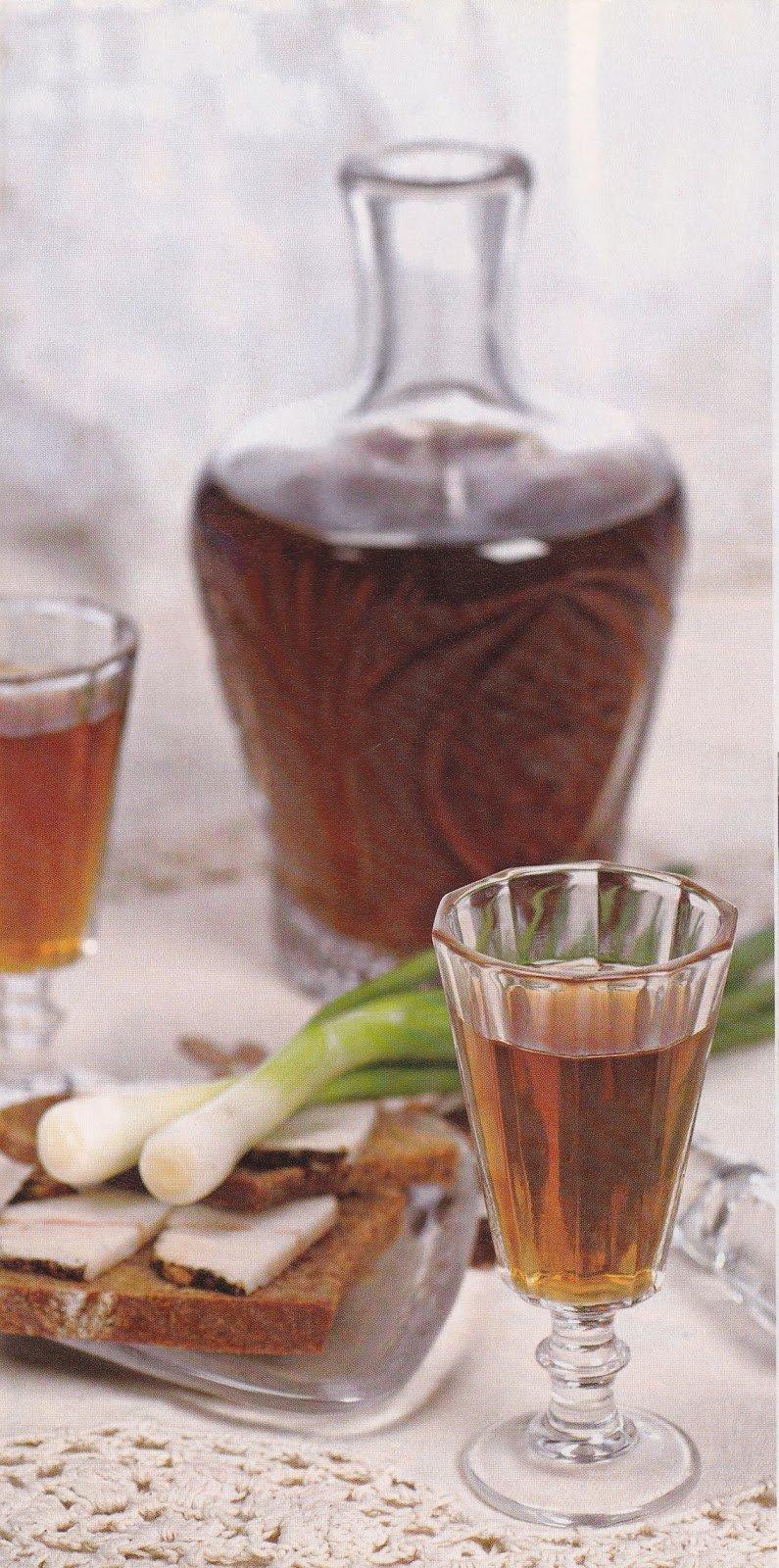 Рецепты наливок на водке в домашних условиях