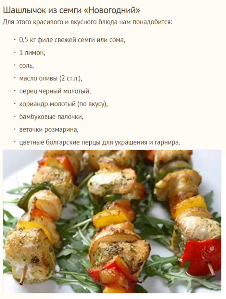 Рецепты вкусного блюда на второе в домашних условиях