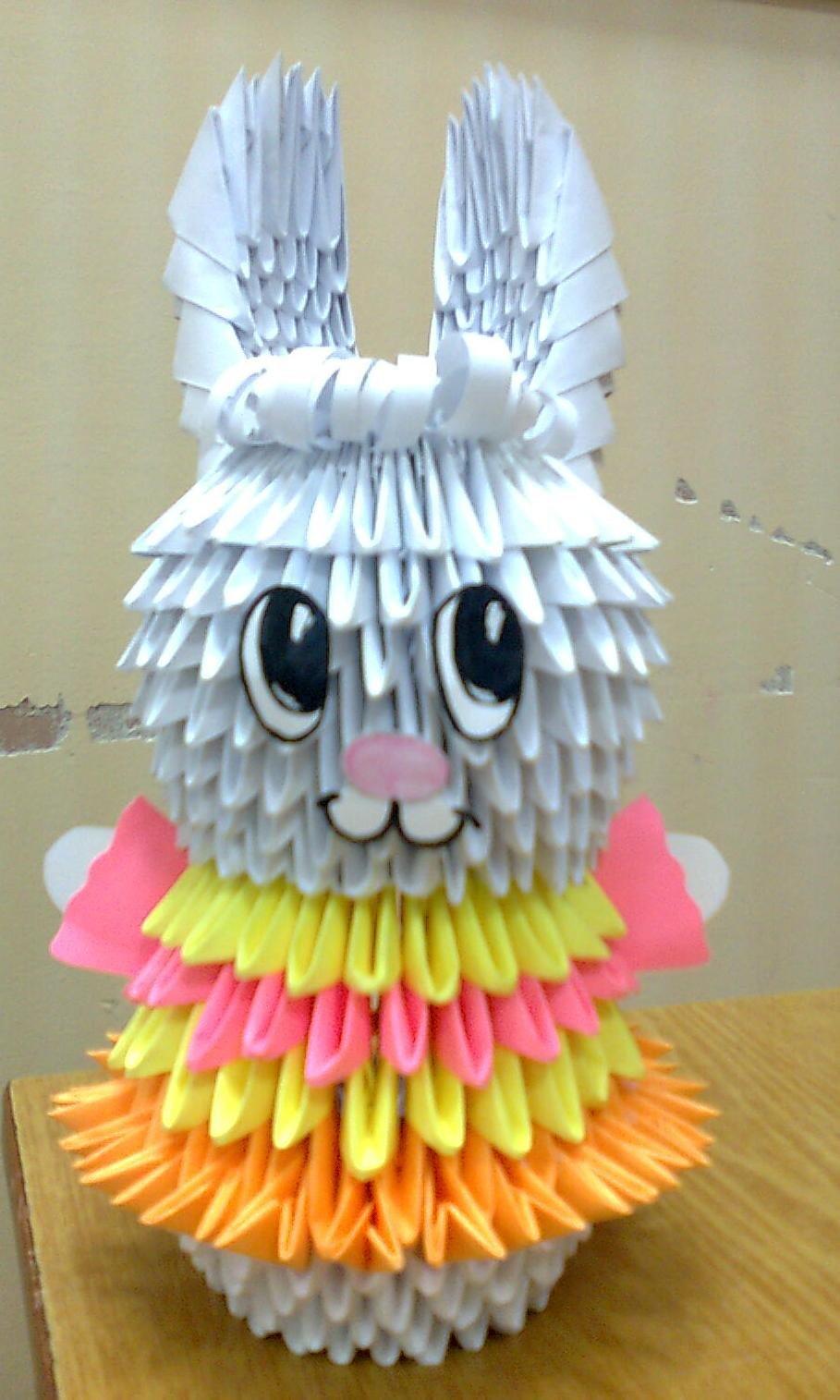 Как сделать модуль для оригами, пошаговое фото, мастер-класс 62