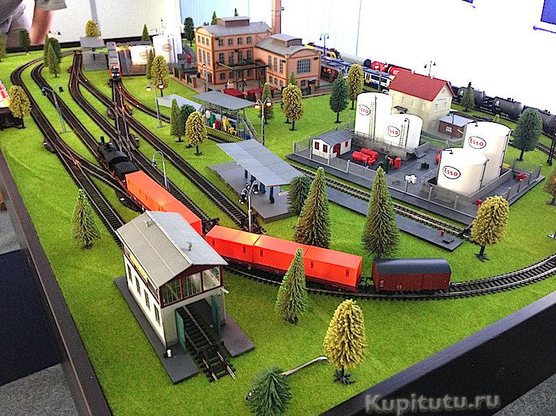 Железные дороги в домашних условиях 728