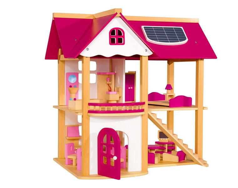 Дом для барби двухэтажный своими руками