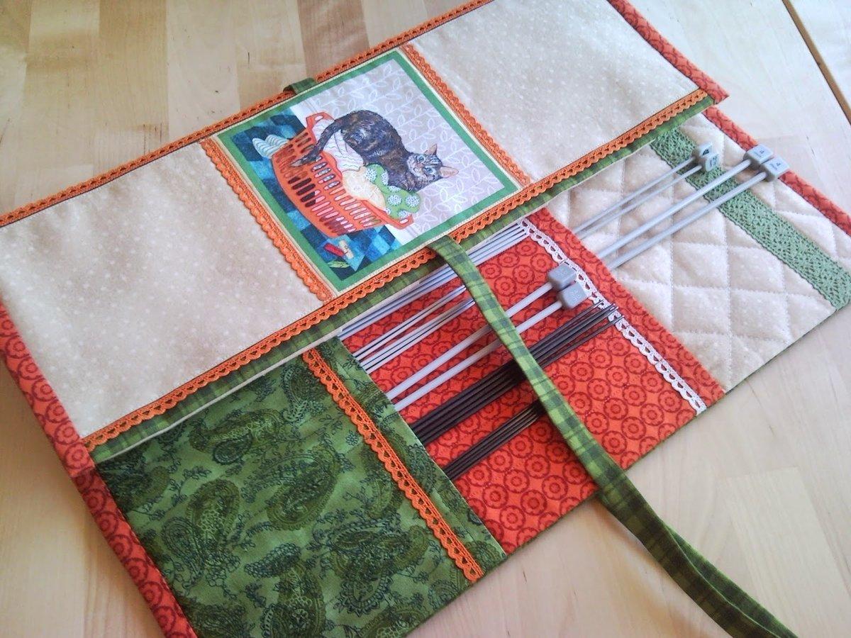 Органайзеры для вязания своими руками