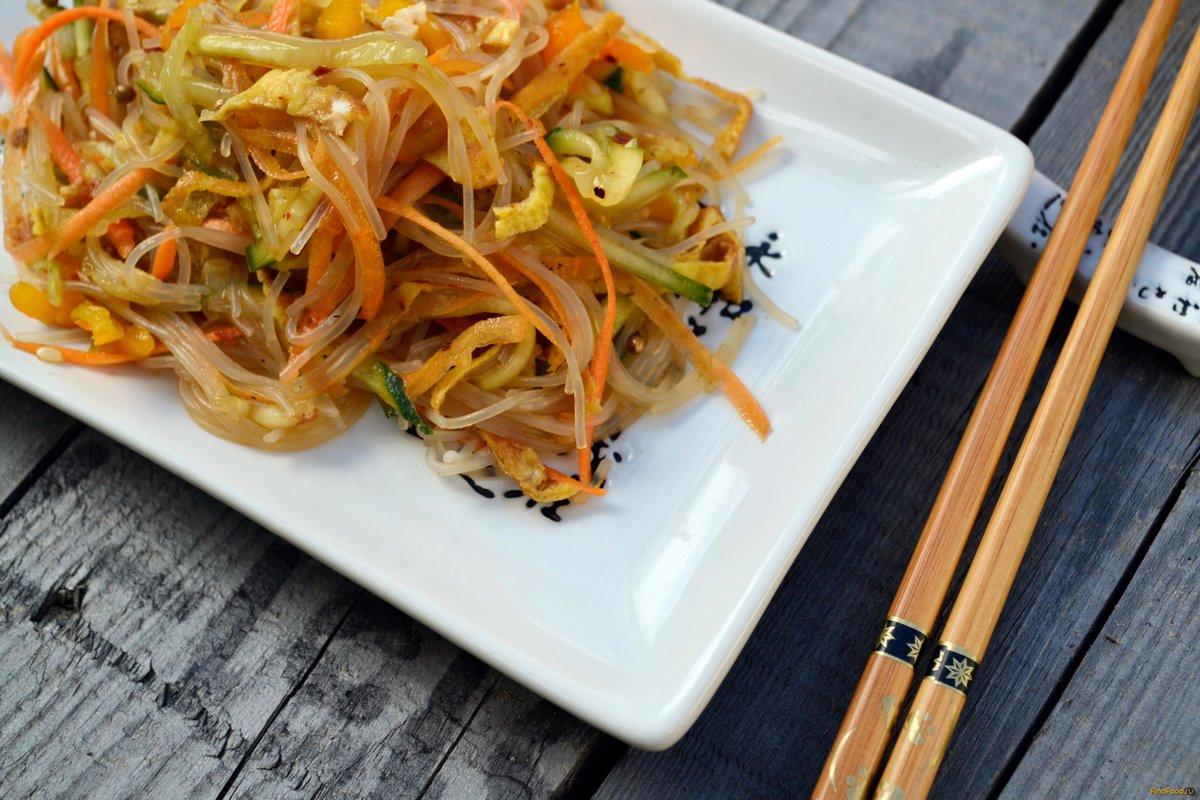 Приготовление корейских салатов в домашних условиях