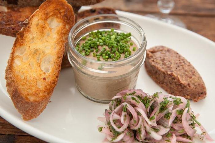 Рецепты печеночного паштета из свиной печени в домашних условиях 226