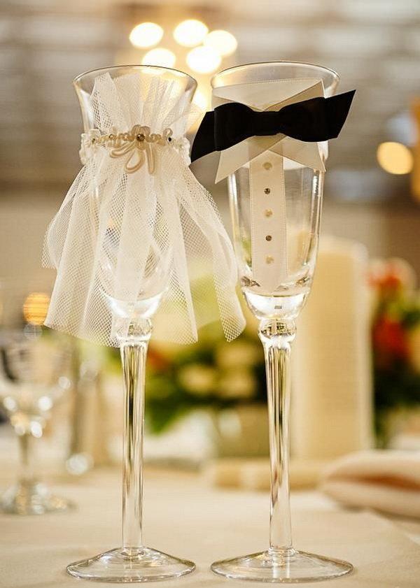 Свадьба и ее оформление своими руками мастер класс