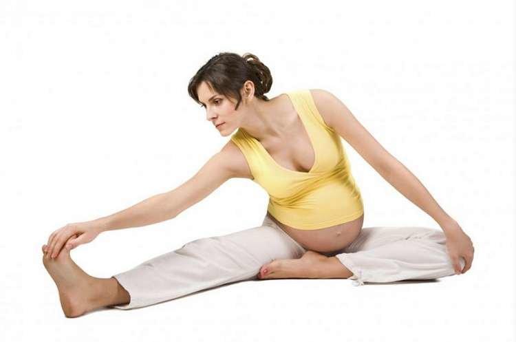Утренняя гимнастика для беременных 2 триместр 98
