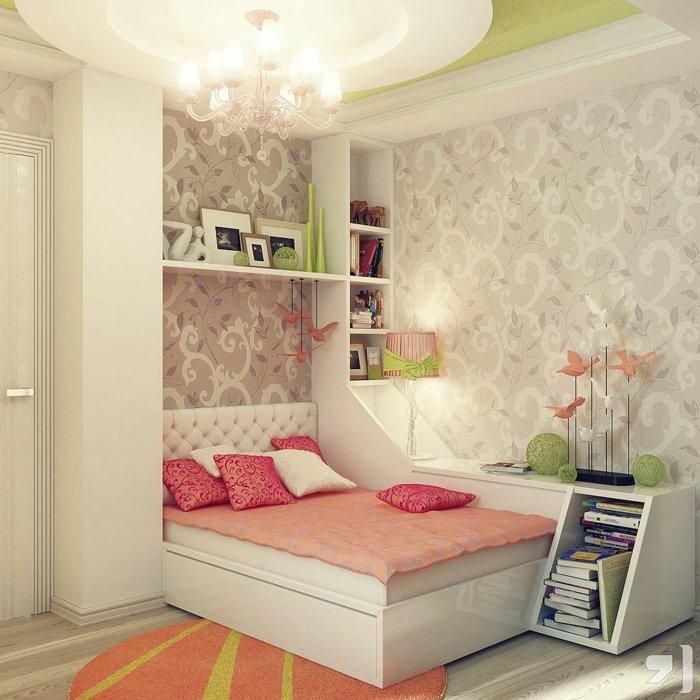 Спальня для подростков своими руками 490