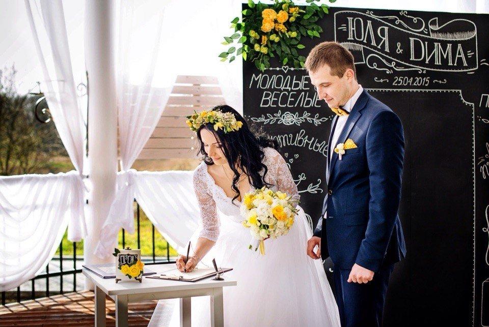 Как выбрать цвет свадьбы