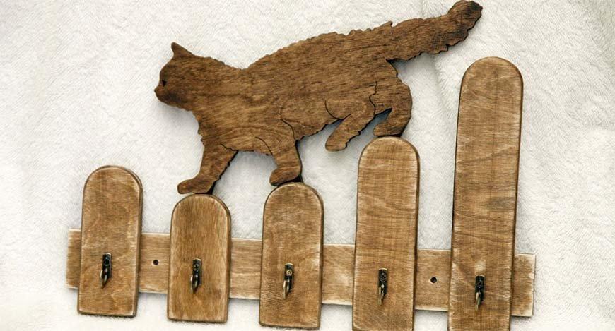 Пультяшница из дерева своими руками 22