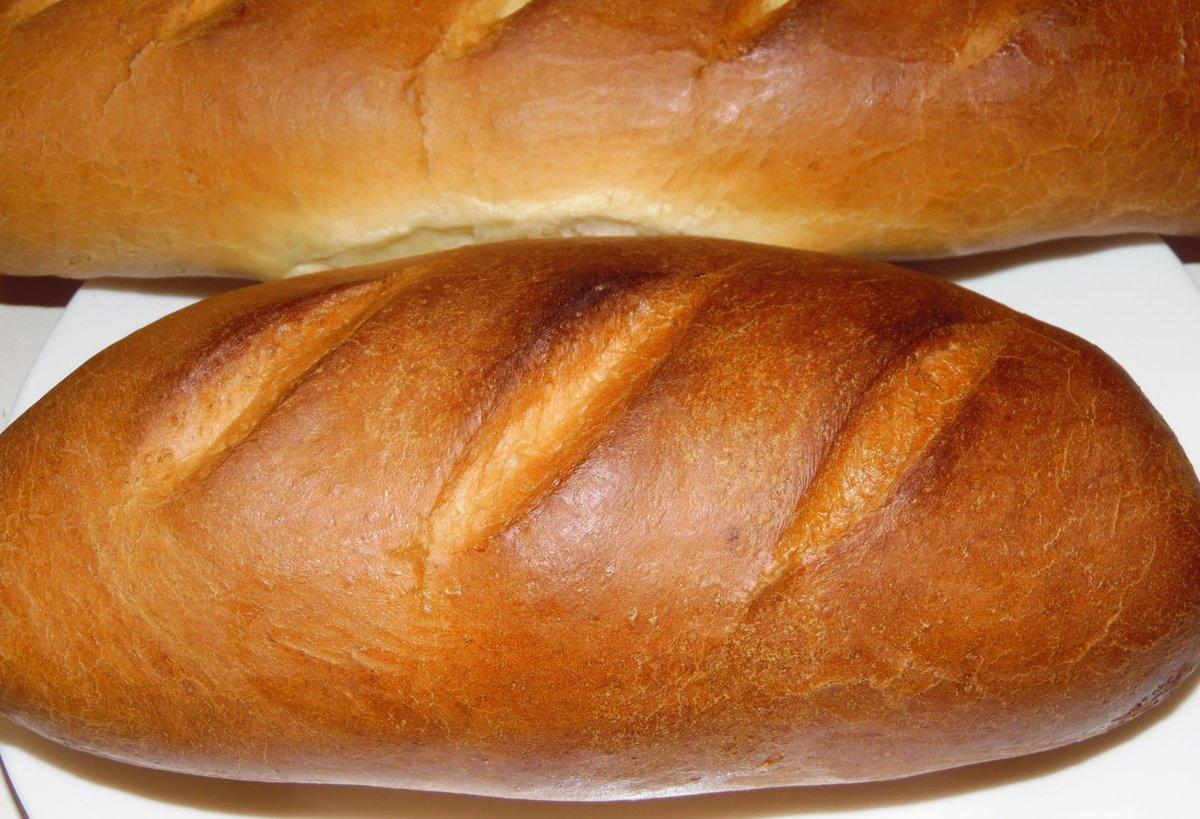 Домашний хлеб: дешево, вкусно, полезно, и готовить. - Купи батон! 39