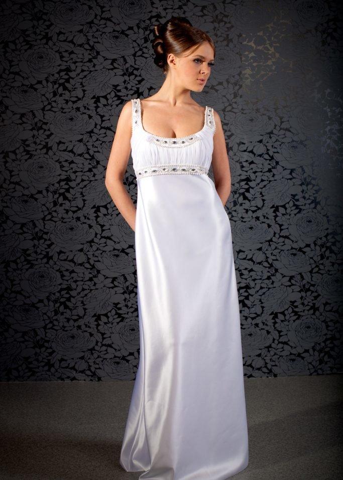 Платье для в стиле ампир