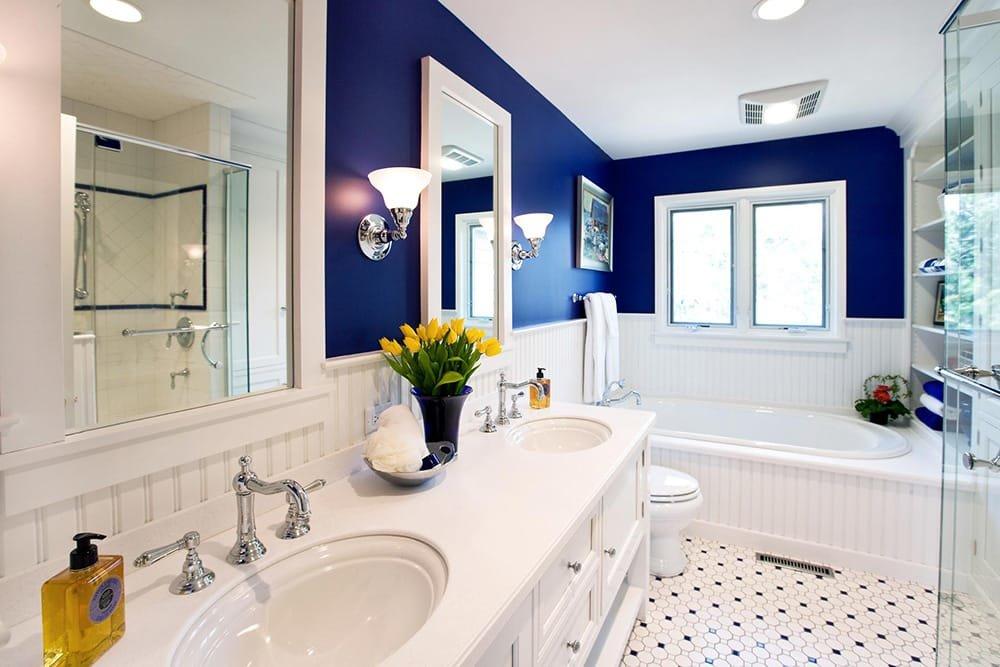 Как придумать дизайн ванной