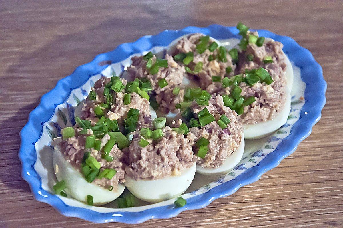 Фаршированные яйца рецепты с грибами