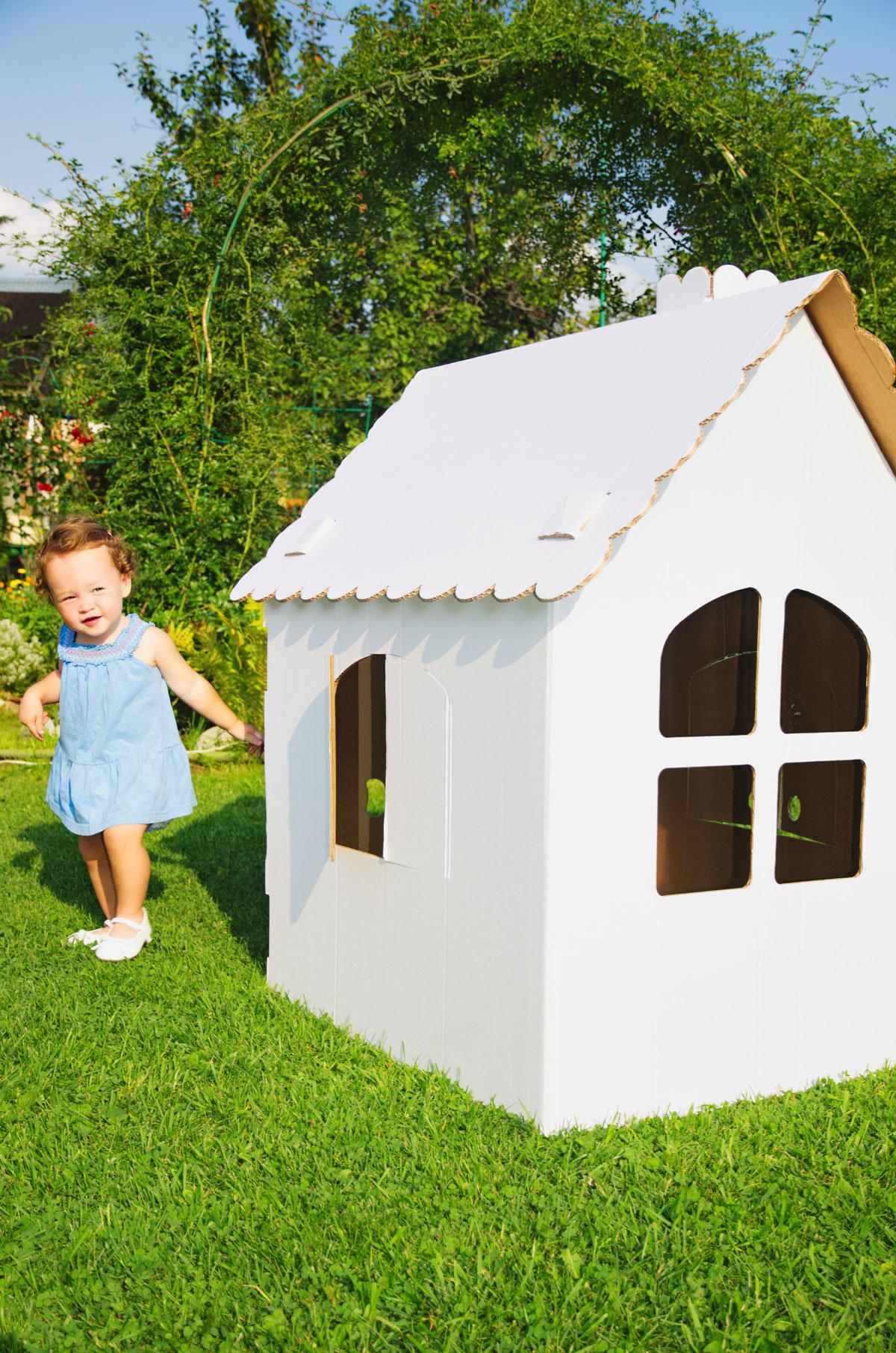Дом для детей фото 2018