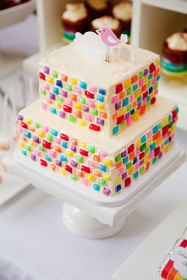 Идеи детских тортов своими руками