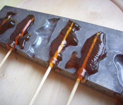 Как приготовит петушки в домашних условиях 497