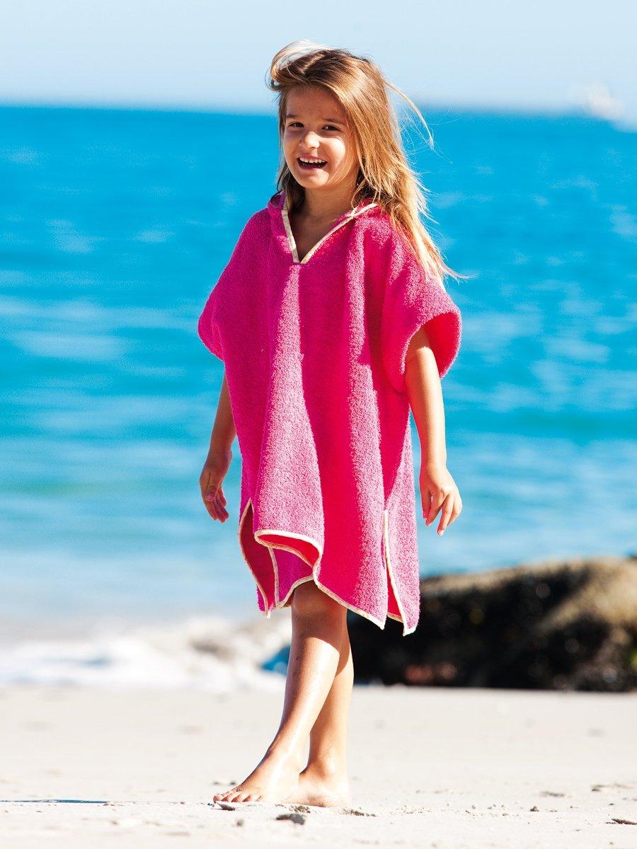 Пончо на пляж своими руками 878