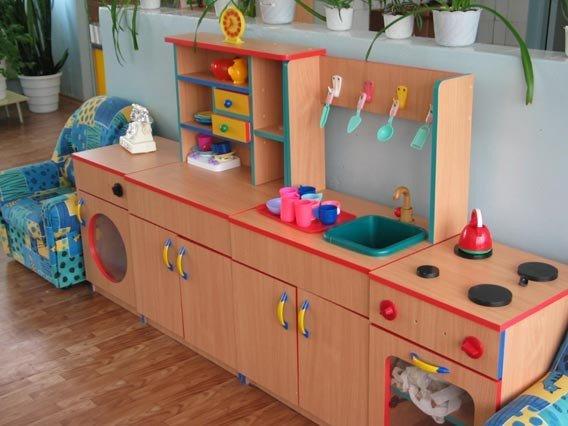 Детская кухня для детского сада своими руками 87