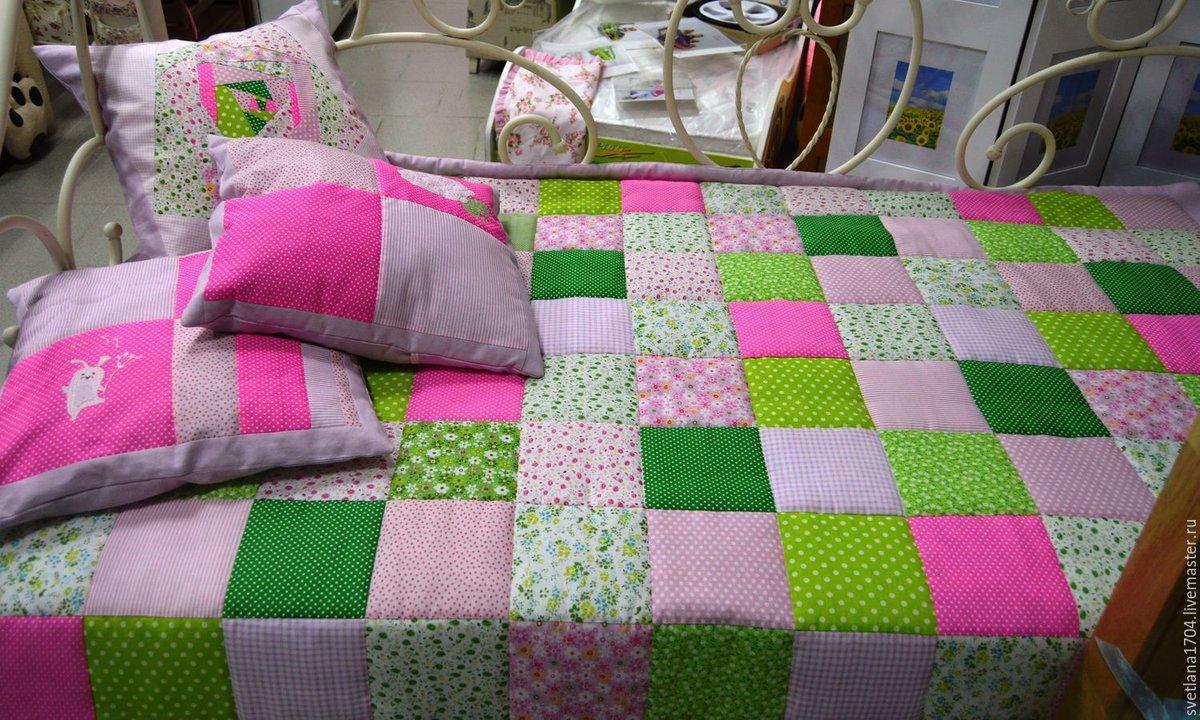Как сшить лоскутное одеяло своими руками Мастер-классы на 54