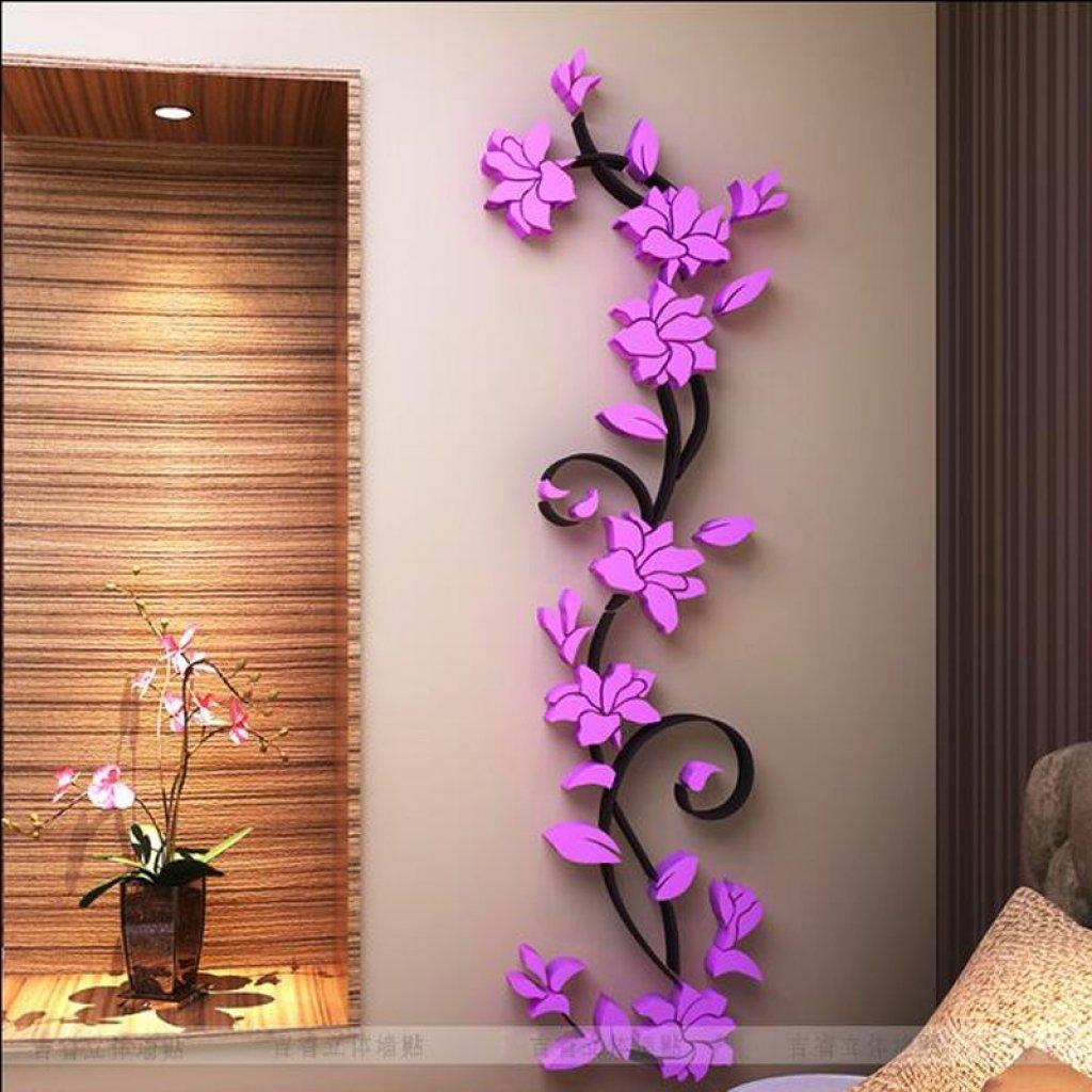 Декоративный декор своими руками для стен