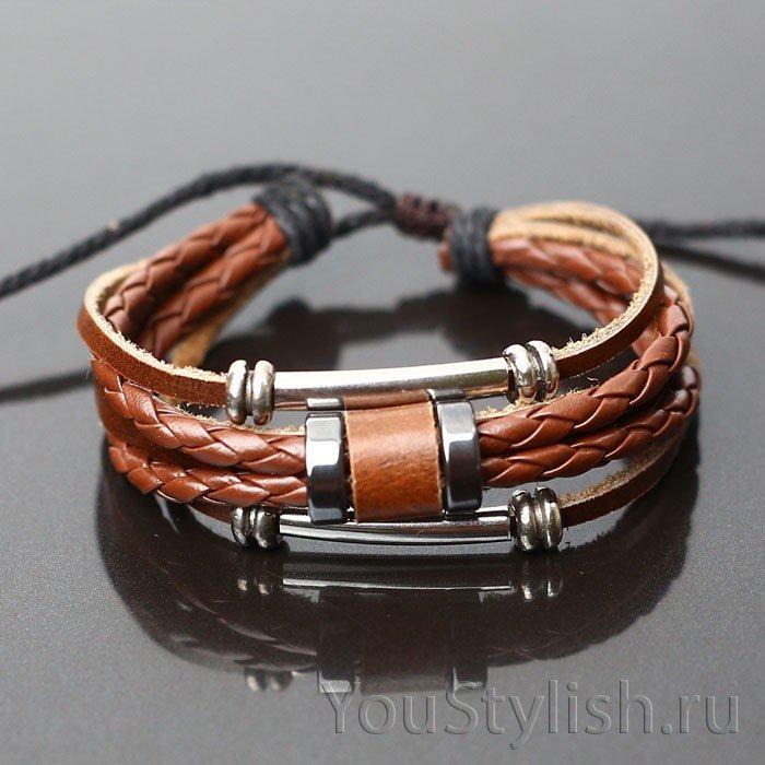 Плетения мужских браслетов своими руками 380