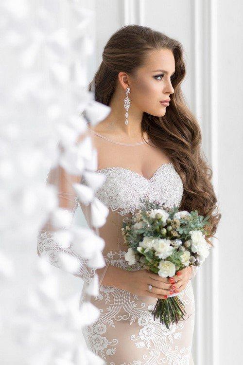Свадебные стрижки 2017-2018