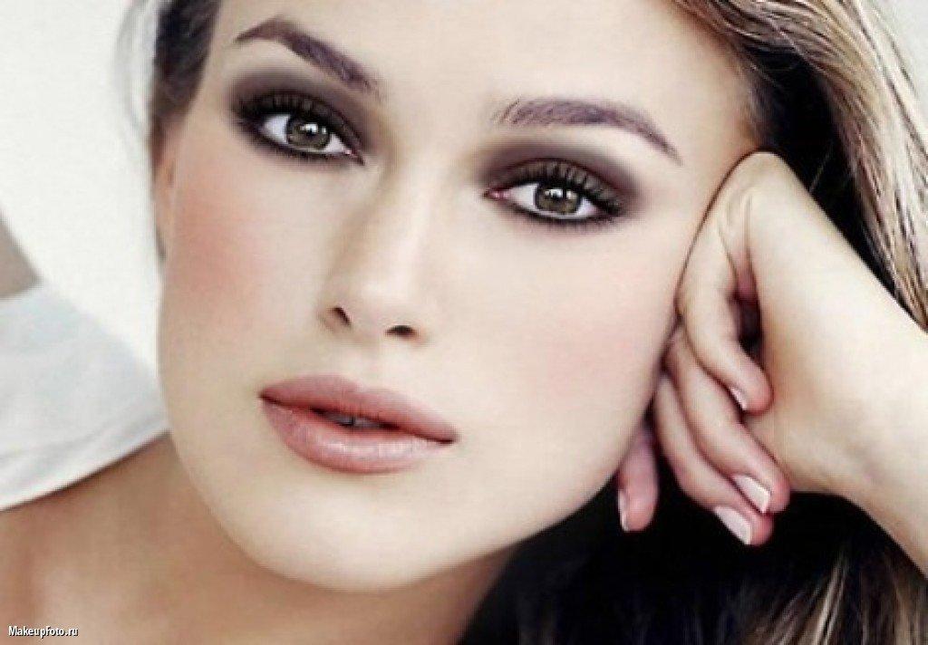 Как сделать скромный макияж 258