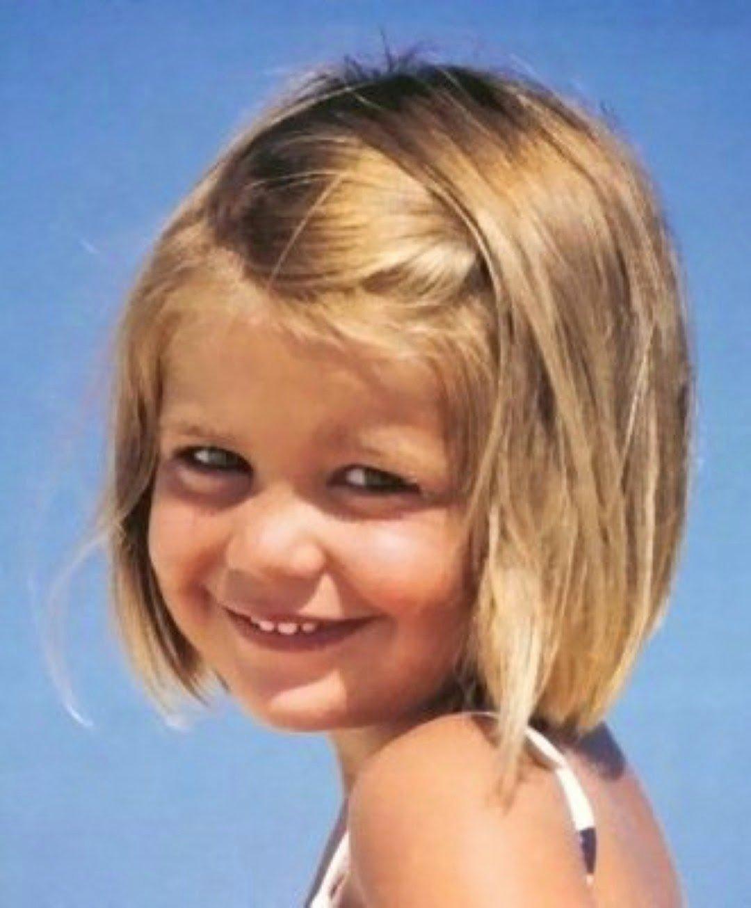 Прически для девочек с тонкими волосами фото