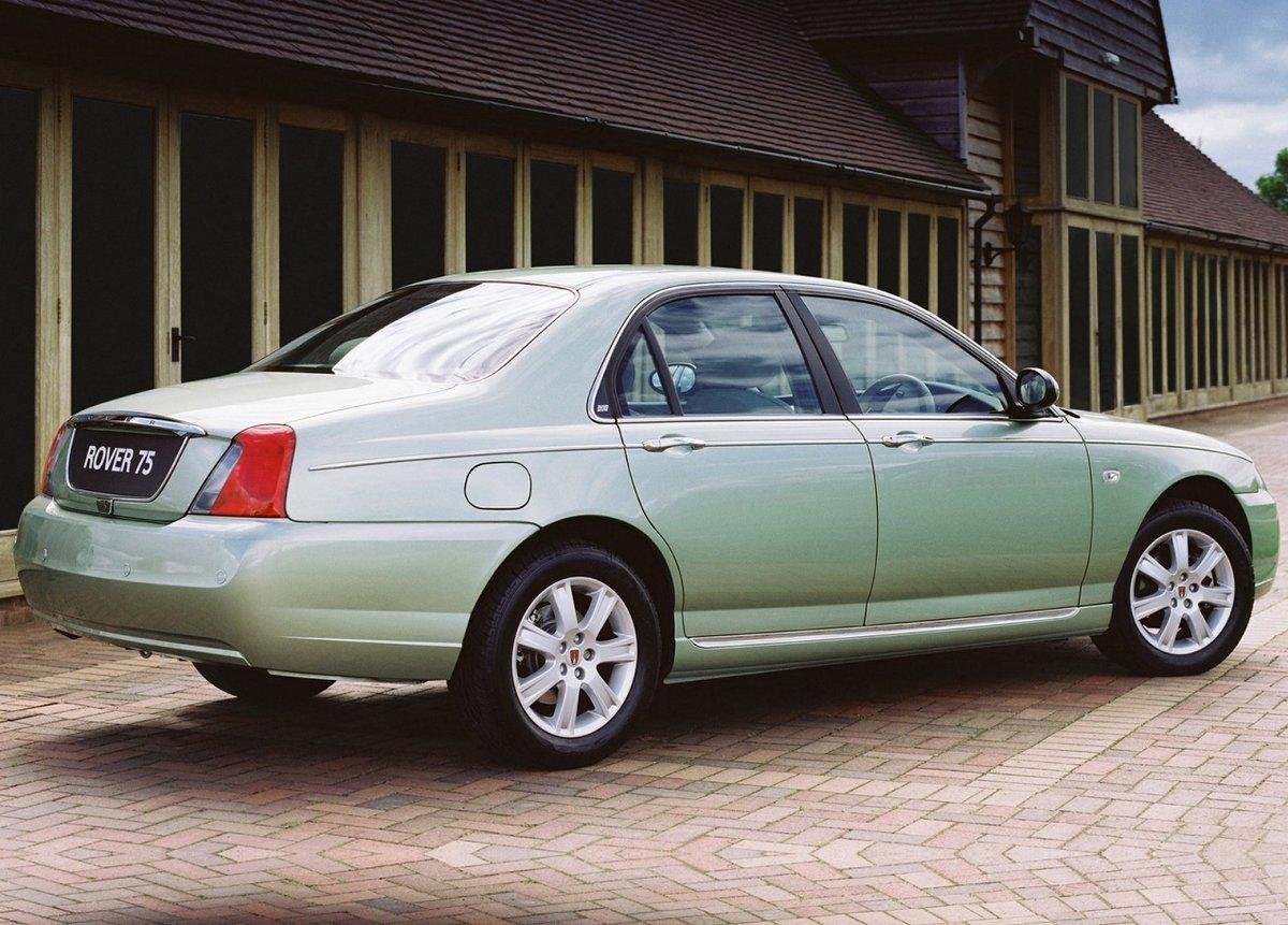 Rover 75 фото и технические характеристики