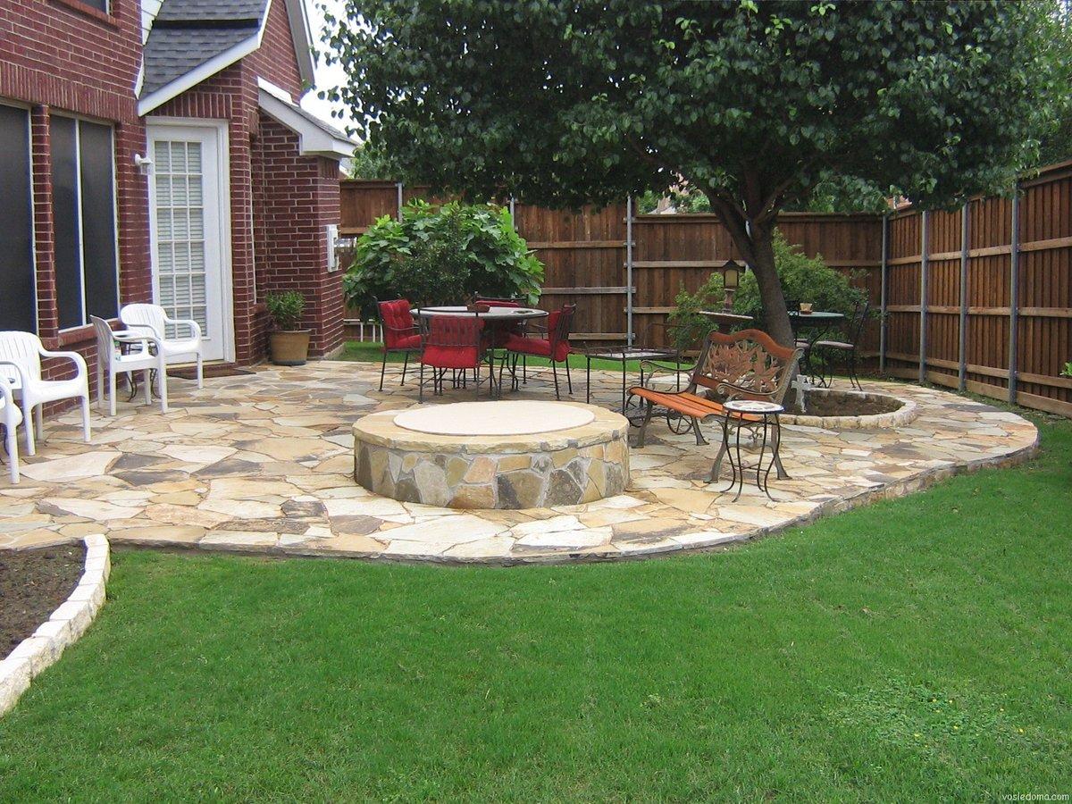 Как красиво оформить полянку перед домом? - ответы экспертов 24