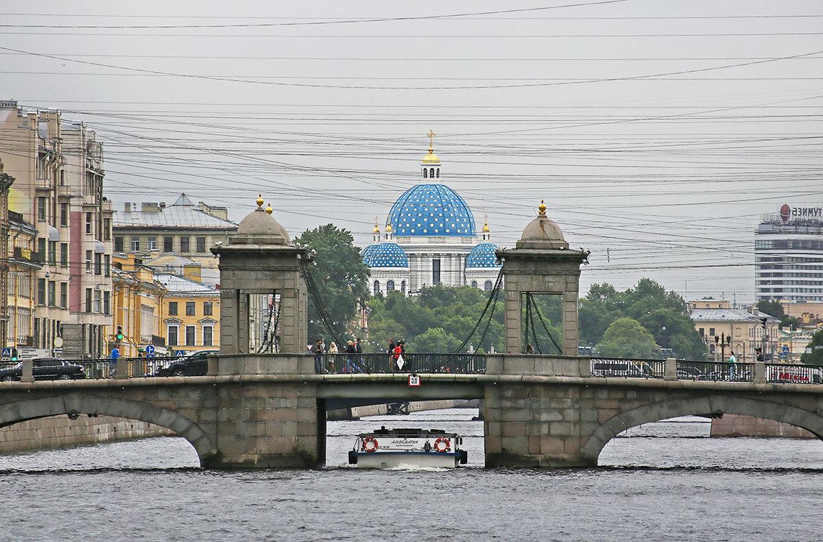 Мосты через реку своими руками