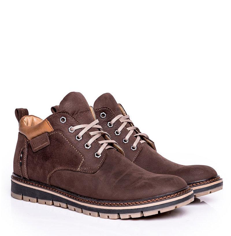 Обувь мужская ботинки зима