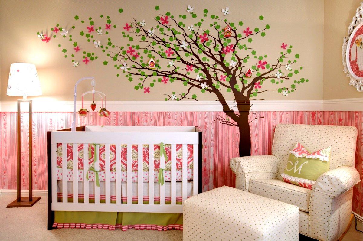 Как украсить детскую комнату своими руками? 8 способов 71