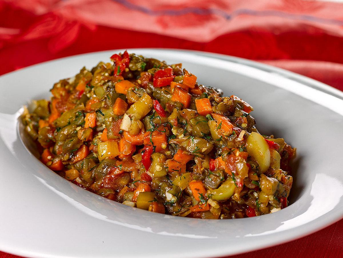 Рецепты из баклажанов простые блюда с пошаговыми