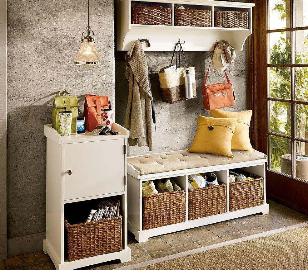 Идеи хранение вещей в доме своими руками