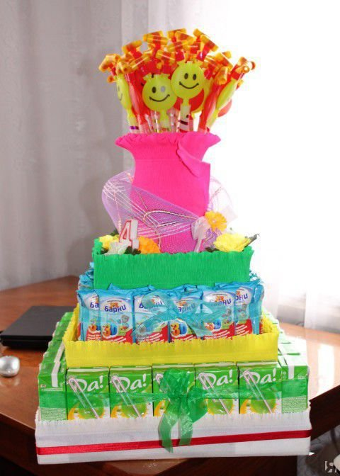 Детские подарки на день рождения в детском саду 635